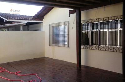 Casa A Venda No Bairro Vila Santo Antônio Em Guarujá - Sp. - 609-22265