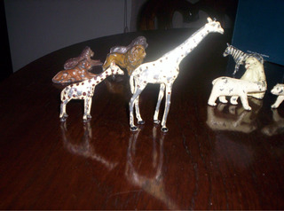 Eg Toys Originales Una Jirafa Con Pata Rota