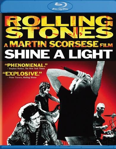 Blu-ray Rolling Stones Shine A Light