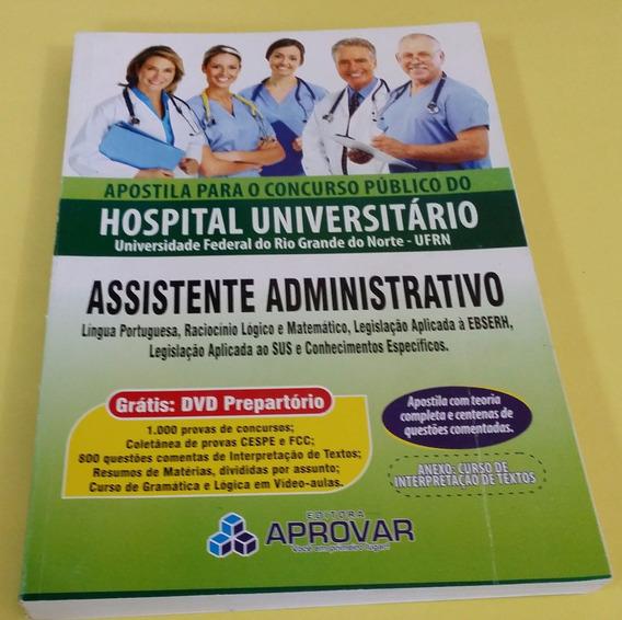 Apostila Para Concurso Público Do Hospital Universitário
