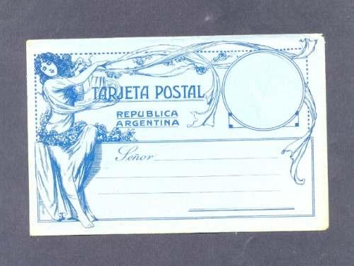 Antiguo Sobre Para Enviar Tarjetas Postales -