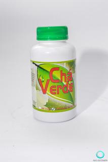 Cha Verde 100 Caps 500mg