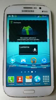 B Celular Samsung Grand Duos I9082 L Defeito Placa Tela Boa