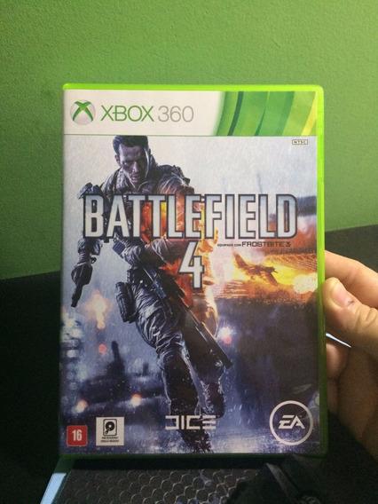 Jogo Battlefield 4 Para Xbox 360