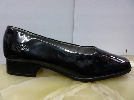 Zapatos De Charol Cuero Promoción Al Costo Local Microcentro