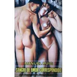 Sangre De Amor Correspondido - Manuel Puig - 1era Edicion