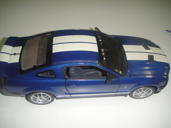 Shelby Gt500 - Ano 2.007 - Limited Edition - Franklin Mint