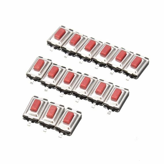 Botão Táctil Placa Telecomando C/ 10 Unidades