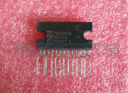 Tda8350q Dc-coupled Vertical Deflection 29136