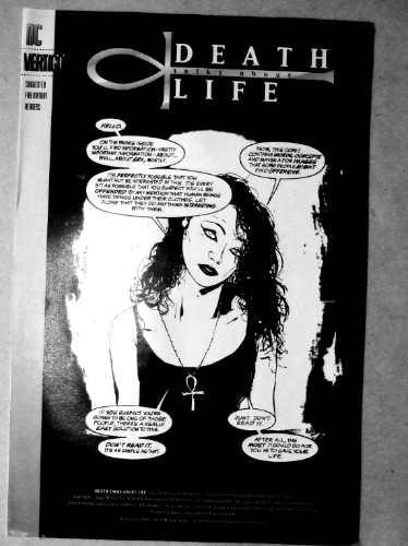 Comic Muerte Edición Original!