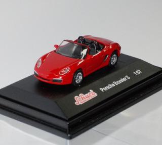 Porsche Boxster Escala 1/87 (ho) Schuco