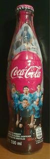 Botella Coca Cola De Uruguay Copa America 2011