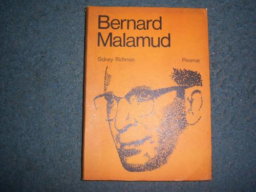 Bernard Malamud - Sidney Richman - Pleamar