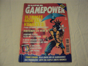 Revista Super Gamepower Número 28