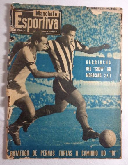 Revista Manchete N°139 Julho 1957