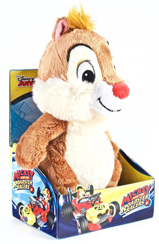 Mickey And The Roadster Racers Dale Peluche 30cm Educando