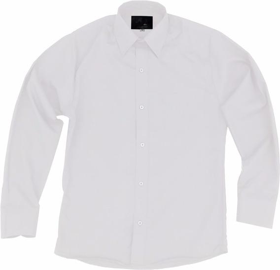 Camisa Vestir De Adulto Blanca Tallas Extras 52, 54 Y 56