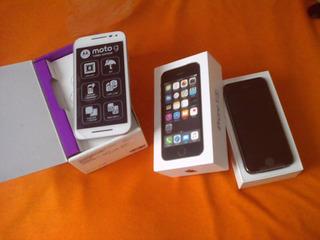 iPhone 5 16 Gb Semi-novo