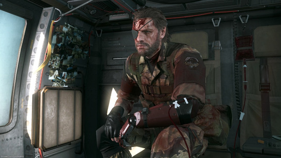 Metal Gear Solid V 5 The Phantom Pain Ps3