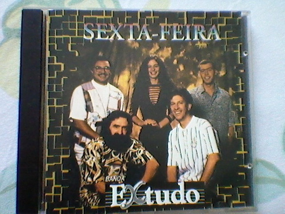Cd - Banda Extudo: Sexta Feira/raro.