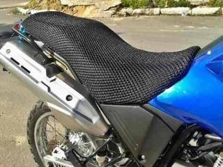 Capa Banco Motos Térmica Imperm Honda Yamaha Suzuki Dafra