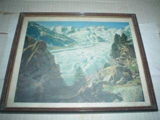 Marco Cuadro J.r.geigy S.a. Basel Glaciar Morteratsch Lote