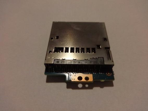 Conector Memory Stick Camera Dcr-p55 Ms473 - A1838383a Novo
