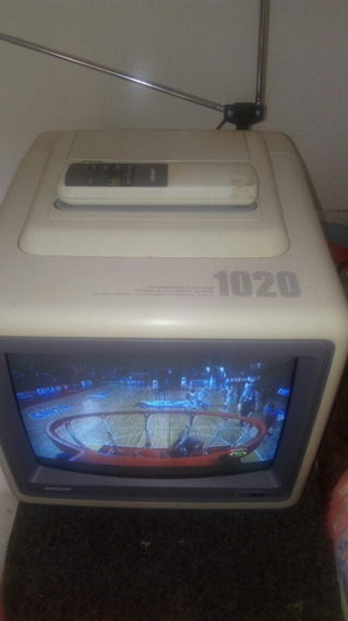 Tv Semp 10 Polegadas Com Controle
