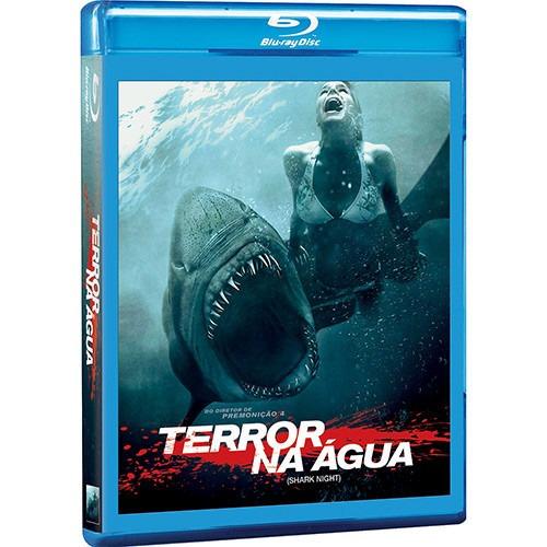 Bluray Terror Na Agua