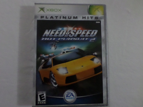 Need For Speed Hot Pursuit 2 Platinum Hits