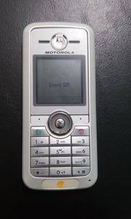 Celular Motorola C168 Perola Mp3 Radio Fm - Operadora Oi