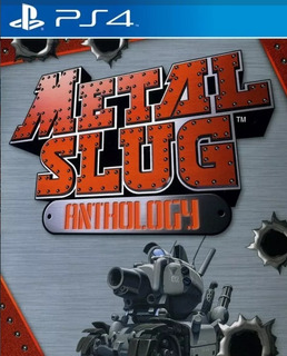 Metal Slug Anthology Ps4in Ps4 Neogamez