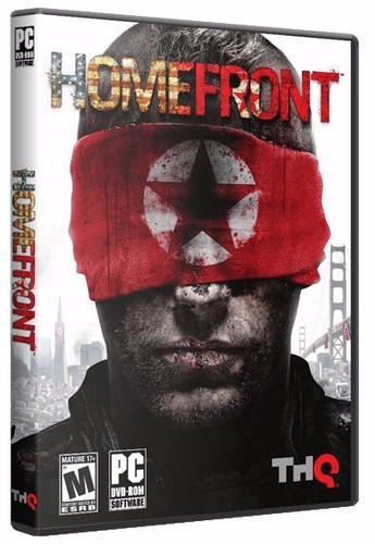 Homefront - Ultimate Edition - Dvd Pc - Frete 8 Reais