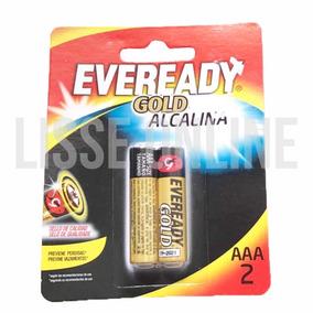 Pilha Aaa Eveready Gold Alcalina