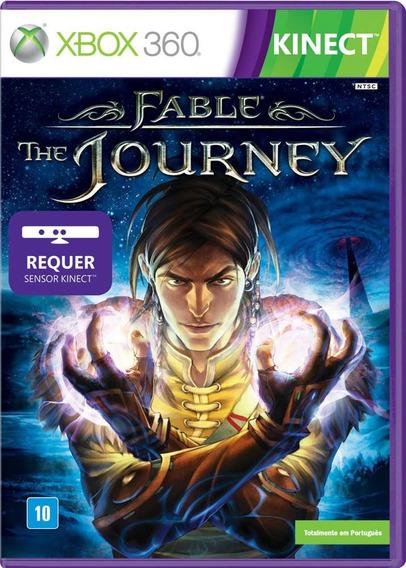 Jogo Fable The Journey - Xbox 360 - Seminovo
