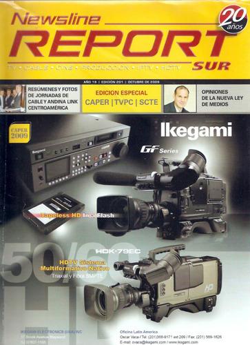 Newsline Report Sur - Edición Especial