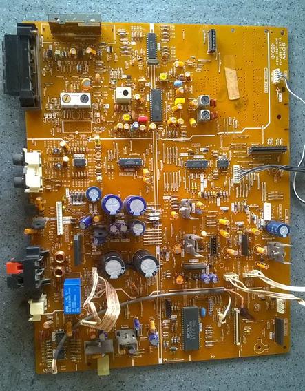 Placa Main (principal) Do System Sony Lbt-a390