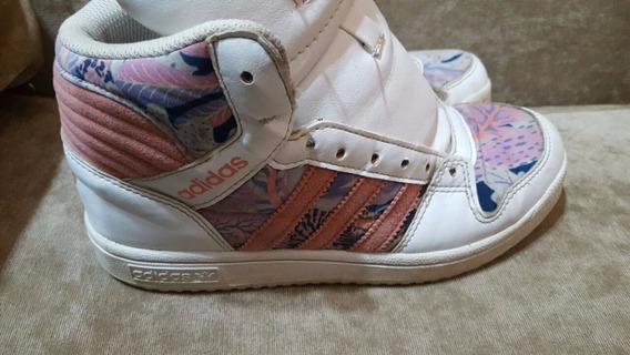 Zapatillas adidas Nena - Talle 35 - Excelente Estado