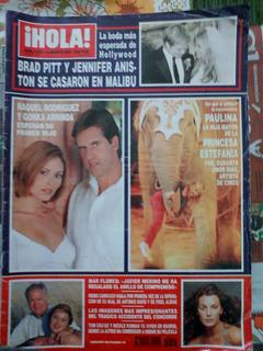 Revista Hola-número 2.922 España-agosto De Año 2000-#7