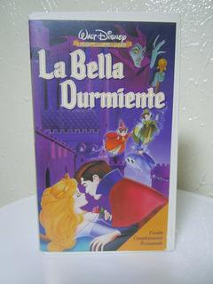 La Bella Durmiente Vhs, Versión Original
