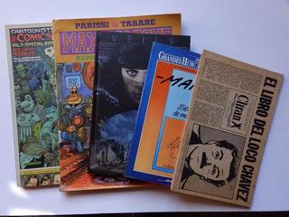 Lote Comics Historieta Ilustración : Altuna - Dc Comic