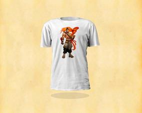 Camisa League Of Legends Lol Udyr Cam008