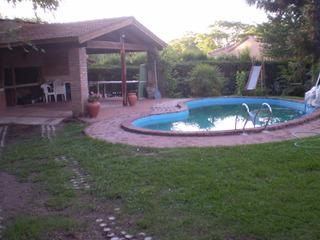 Casa 8 Pers. Santa Rosa Calamuchita Con Piscina