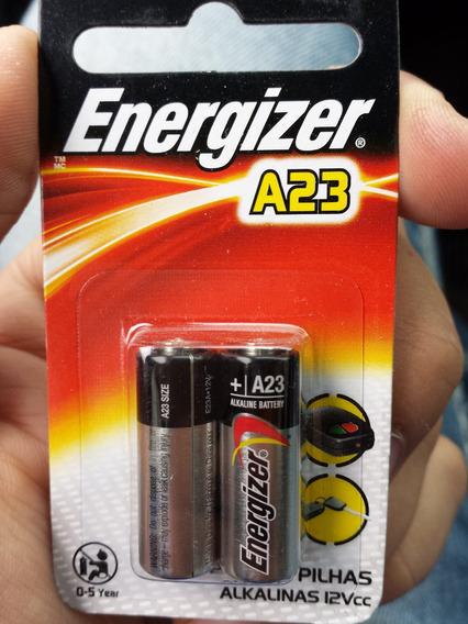 Pilha Energizer A23 (2 Pilhas)