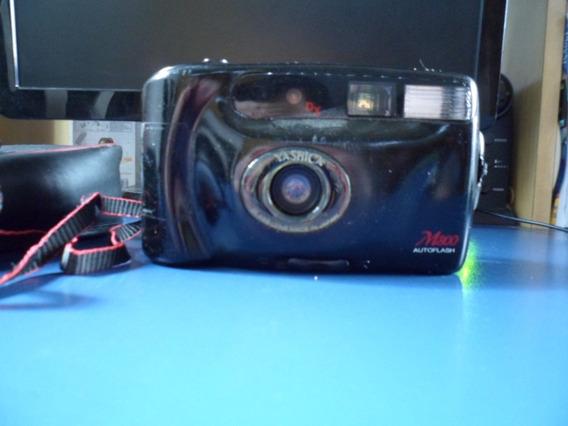 Antiga Câmera Fotográfica Yashica Boa Funciona Tudo