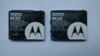 Bateria Bk 60 Do Nextel I 296 Recondicionada