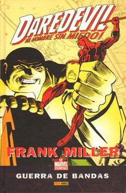 Imagen 1 de 1 de Daredevil * Guerra De Bandas * Frank Miller * Panini
