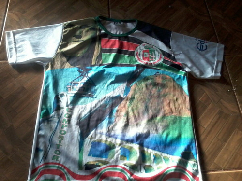 Camisa Da Grande Rio Ala Dos Compositores