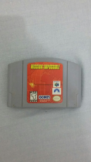 Vendo Ou Troco 3 Jogos De Nintendo 64