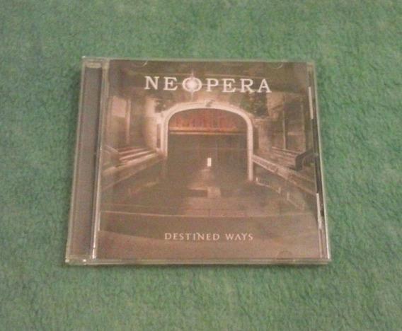 Cd Neopera-destined Ways-tarja,nightwish,therion, Epica